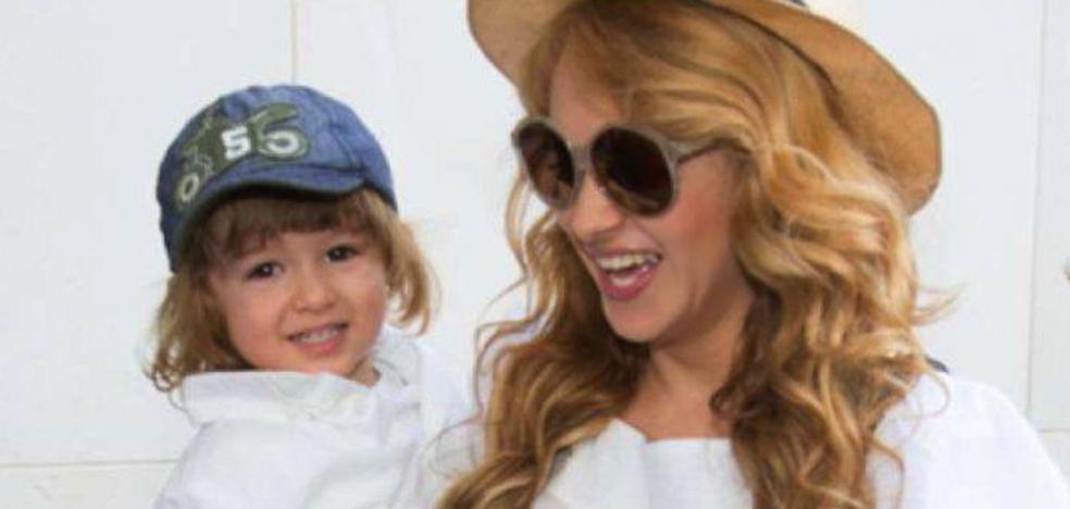 Paulina Rubio, embarazada a los 46 años