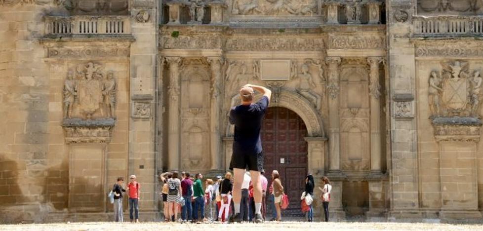 Jaén practica la 'turismofilia'
