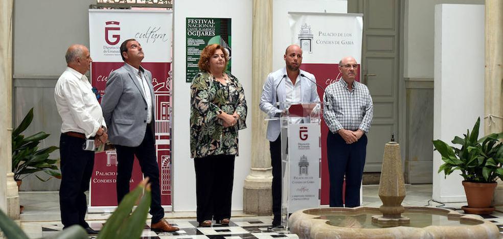 José de la Tomasa encabeza el Festival Nacional de Cante Flamenco de Ogíjares