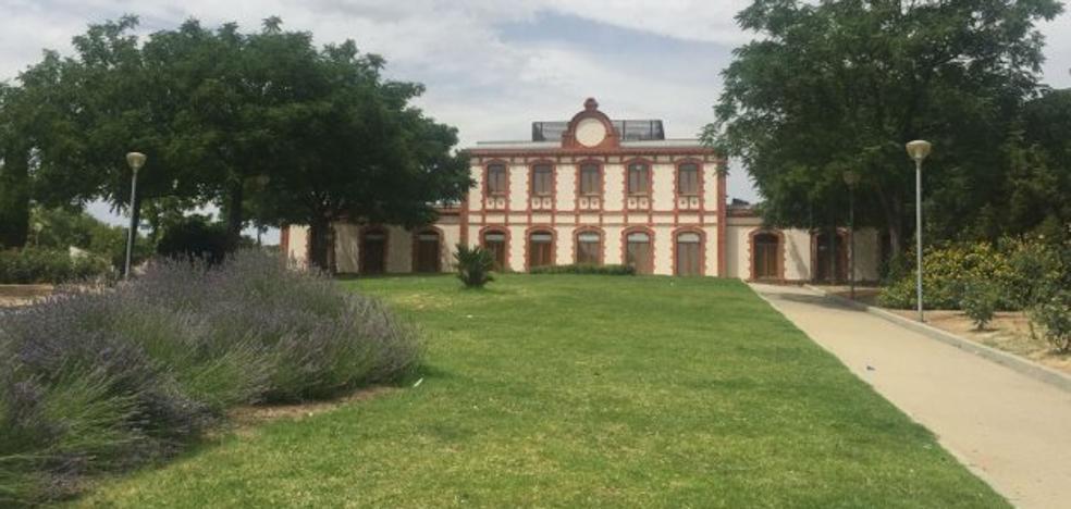 La estación de Almería, resto histórico