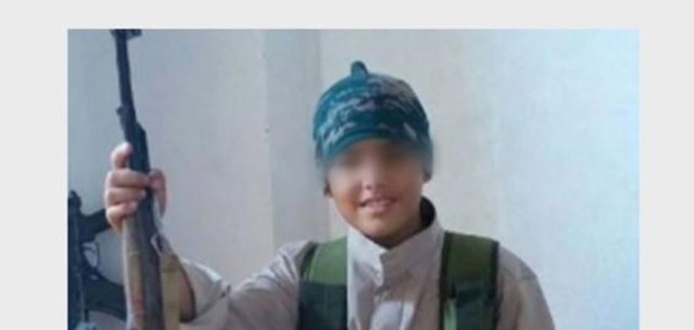 El español de 15 años que lucha para Daesh en Siria