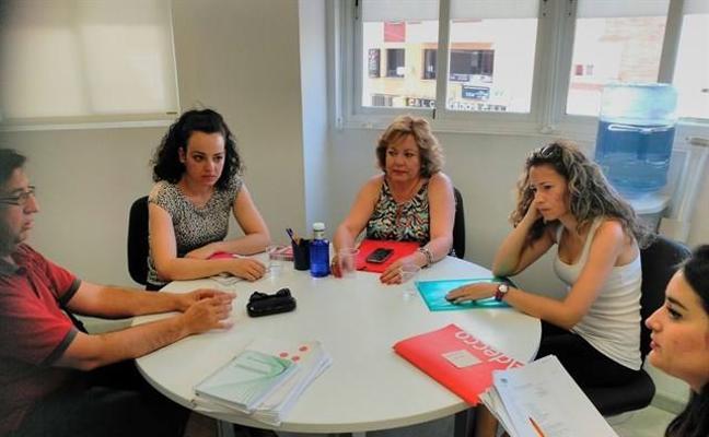 Las Lanzaderas de Andalucía Emprende de Torreperogil y Baeza finalizan con un 70% de personas activas