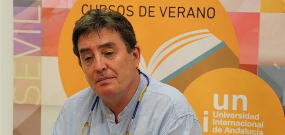 """Luis García Montero destaca de Miguel Hernández """"su gran dominio de la tradición lírica y de la lengua española"""""""