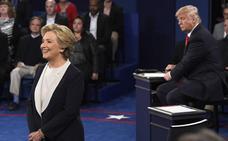 Hillary llama a Trump «asqueroso» en su nuevo libro de memorias