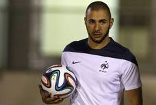 Benzema, de nuevo descartado por el seleccionador francés Deschamps
