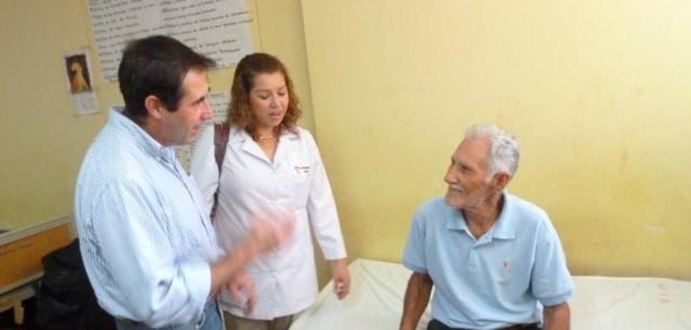 La ONG Quesada Solidaria realizará en septiembre una nueva expedición de ayuda sanitaria en Guatemala y Nicaragua