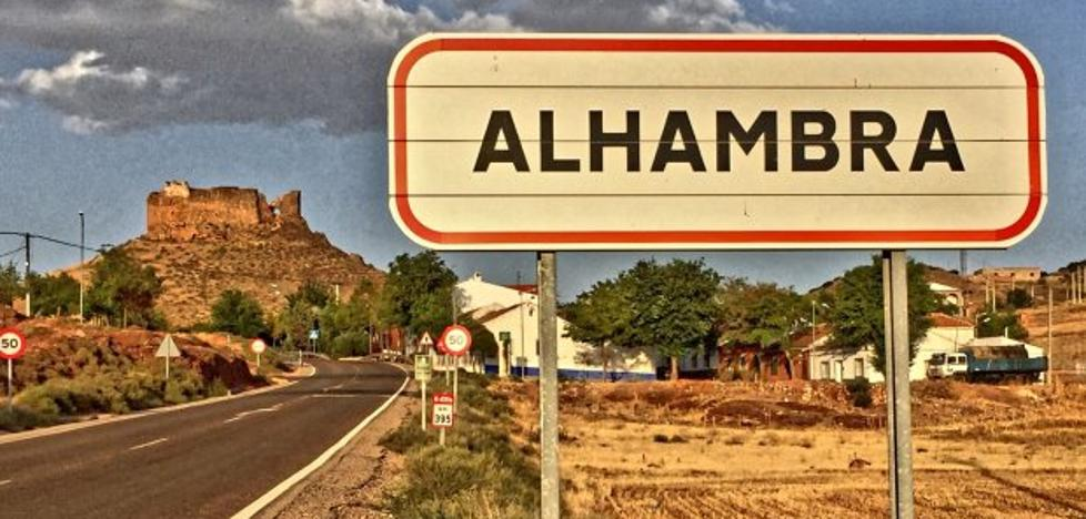 En un lugar de la Alhambra