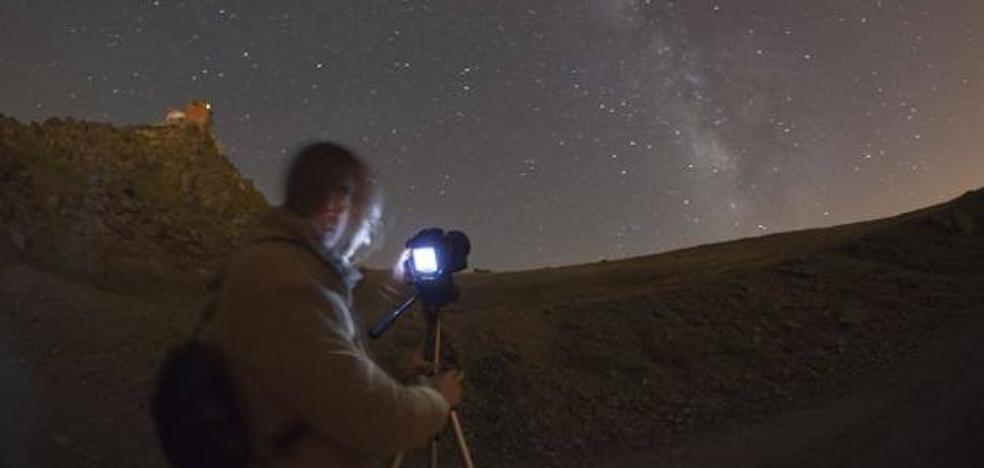 """Reivindican """"el gran interés a nivel aficionado"""" de la astronomía en España"""