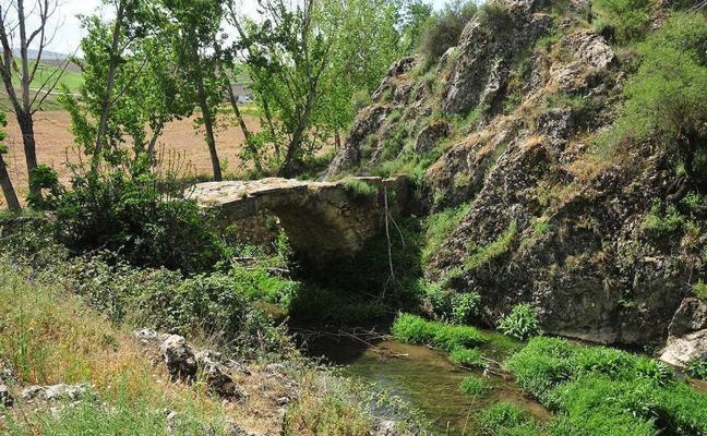 El puente de las termas de Artigi