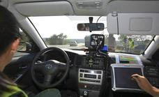 Tráfico aumenta los controles en cinco carreteras de Granada
