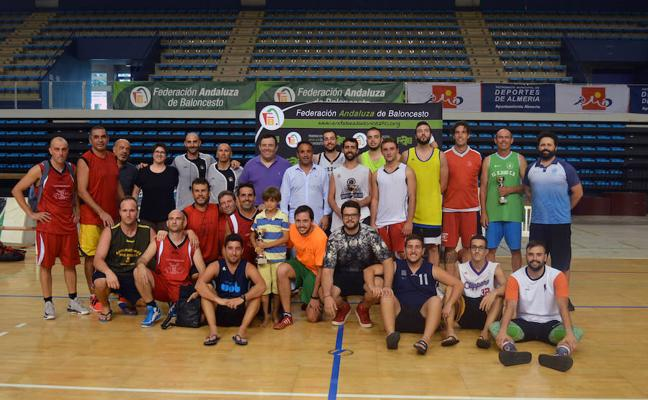 La Universidad de Almería gana el Torneo de Feria 'Baloncesto 24 horas'