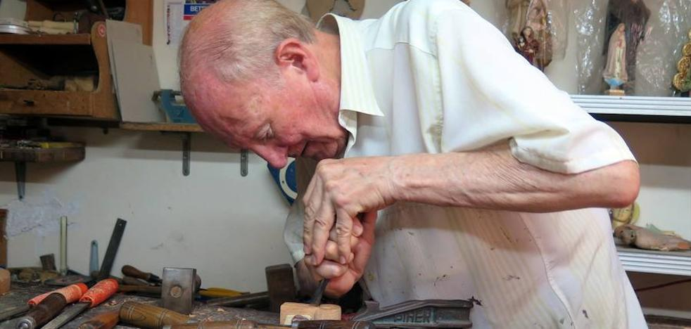El IEA abordará el Arte de la Madera a través de la obra y vida del tallista y restaurador Javier Arcos