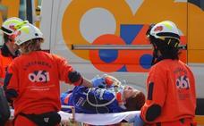 El 061 atiende 729 peticiones de asistencia durante la Feria de Almería