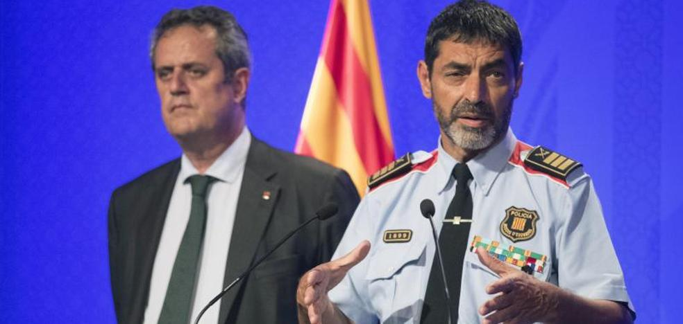 Trapero critica que la información policial internacional no llega a los Mossos