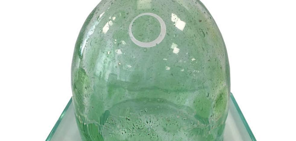 Los vecinos de Gérgal entregarán un trofeo con vidrio reciclado al ganador de la etapa de la Vuelta