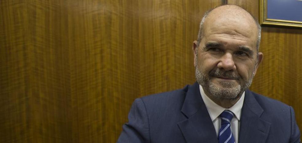 """""""Con mucha tranquilidad"""" afronta Chaves el juicio sobre los ERE"""