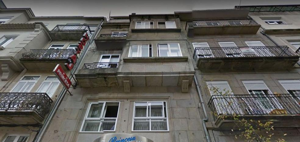 Muere un hombre que llevaba 10 años viviendo gratis en un hotel de Vigo
