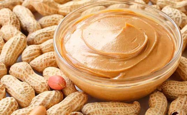 La mantequilla de cacahuete ayuda a aumentar la masa muscular