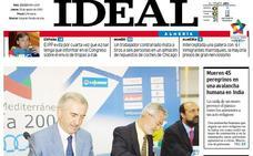 IDEAL, diario oficial de los XV Juegos Mediterráneos