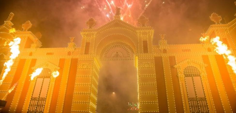 La oposición alerta del «declive» de la Feria de la Noche y su falta de casetas