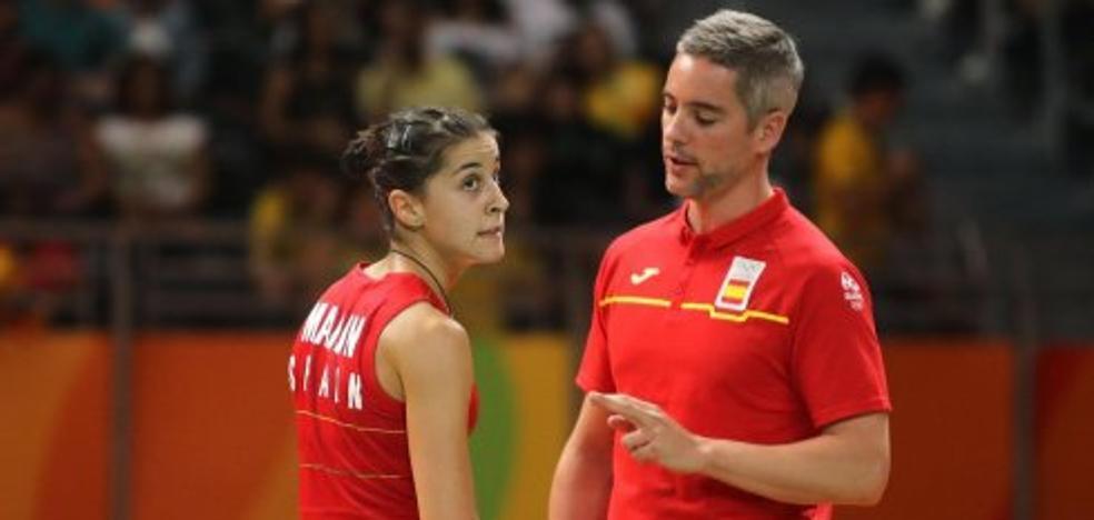 «Mientras quiera ayudaré a Marín para que sea la mejor de la historia»