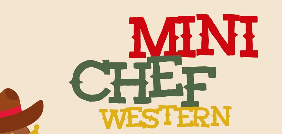 El festival AWFF convoca el I Concurso Mini Chef Western para niños de entre 7 y 14 años