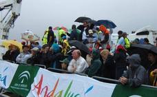Atención al tráfico en las carreteras de Almería por la llegada de la Vuelta