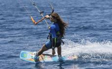 Gisela Pulido, la española que se 'come' las olas