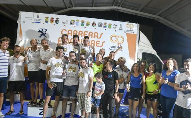 Balanegra reúne a 220 corredores
