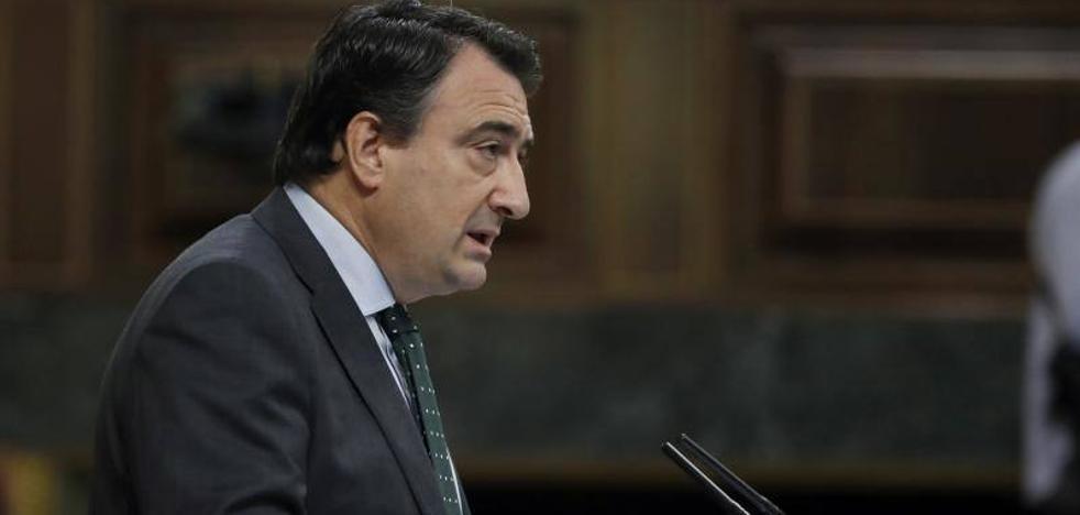 El PNV afirma que Rajoy «debe explicaciones al país y a sus votantes»