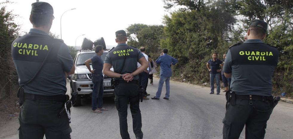 La Guardia Civil detiene en Melilla a dos personas por amenazas terroristas