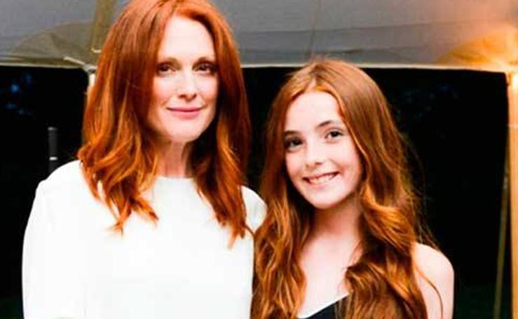 El impresionante parecido de 10 famosos con sus hijos