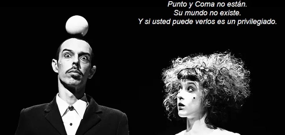 Humor excéntrico, circo y teatro, esta noche en las Ruinas de San Juan