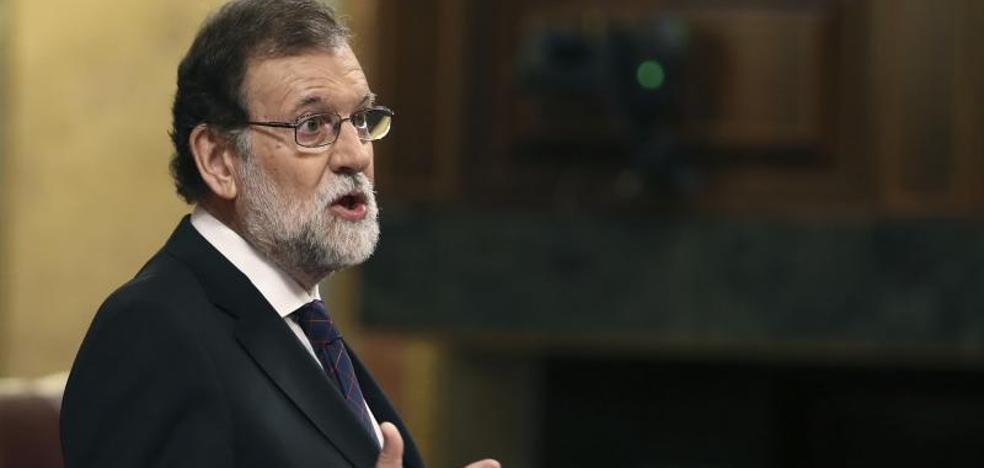 Rajoy evita responder a la oposición sobre 'Gürtel' y recuerda al PSOE el GAL