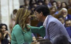 Ultimátum a Susana Díaz: O bonifica las herencias de hasta un millón de euros o C's no apoyará los presupuestos de 2018