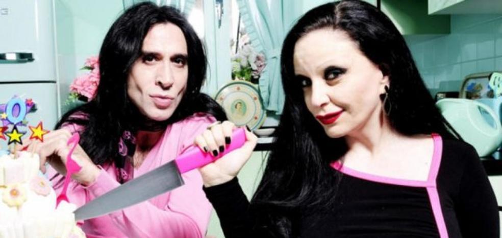 Alaska y Mario, en la nueva serie de Telecinco