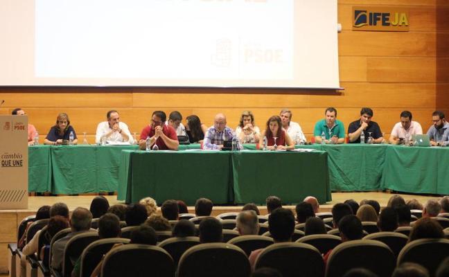 Fijan para el 21 de octubre el Congreso Provincial del PSOE de Jaén