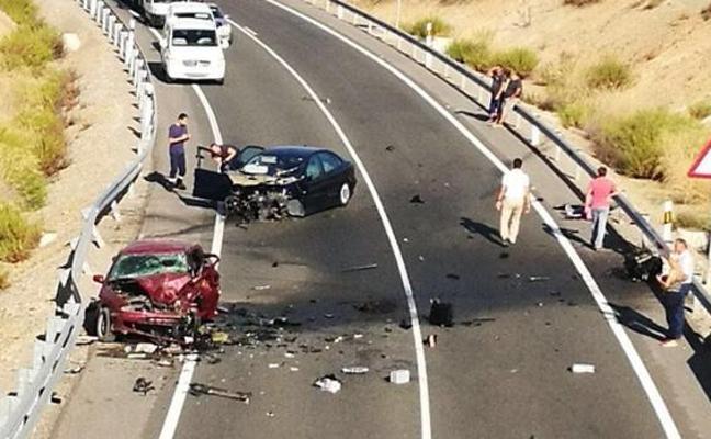 El fallecido en el accidente de Alcaudete, de 48 años, es de origen extranjero