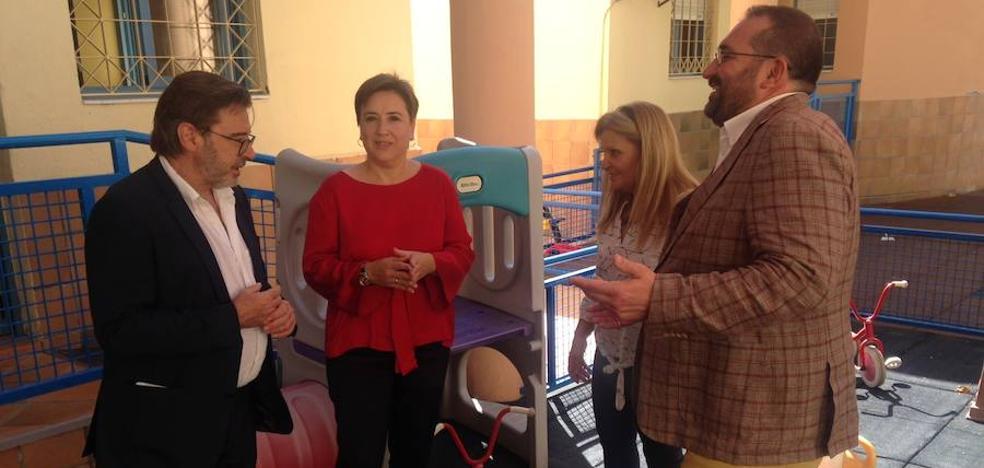 Granada inicia el curso en Infantil con 1.074 nuevas plazas financiadas por la Junta