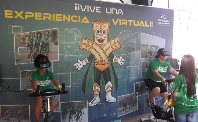 Caja Rural y RGA Seguros organizan una 'fan zone' para recibir a La Vuelta en Cenes de la Vega