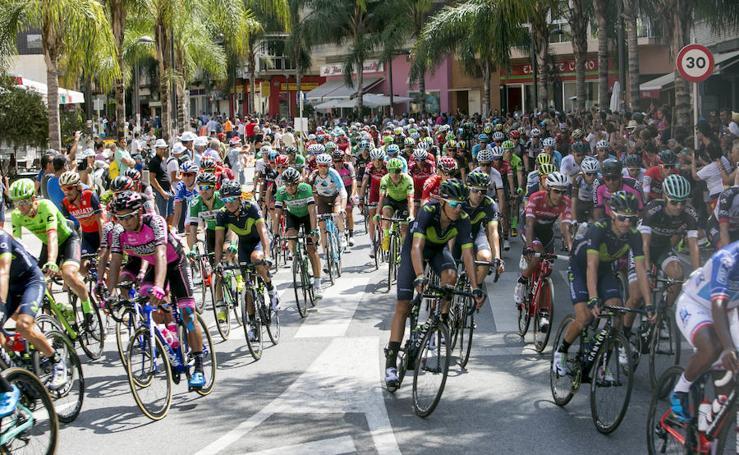 La Vuelta a España deja huella en Motril