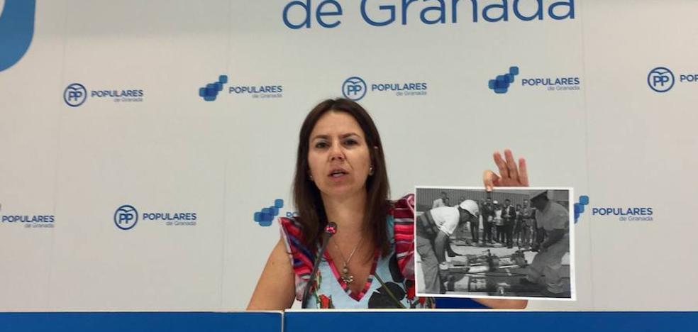 """PP e IU piden la dimisión del consejero de Fomento por """"mentir"""" sobre el metro de Granada"""