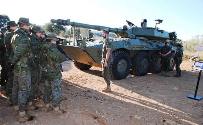 Defensa oferta 2.500 plazas más de tropa y marinería
