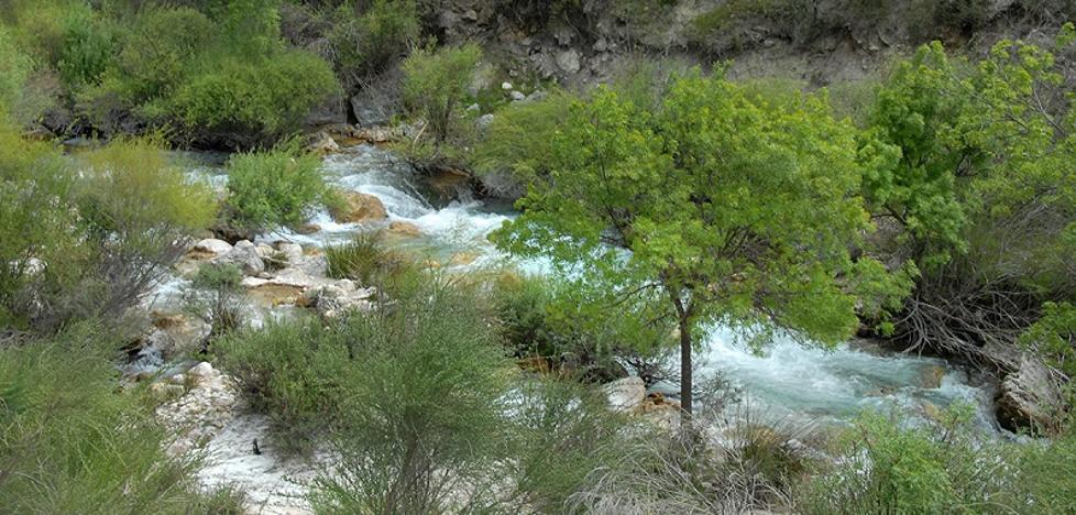 Castril, el parque de los 15 ríos