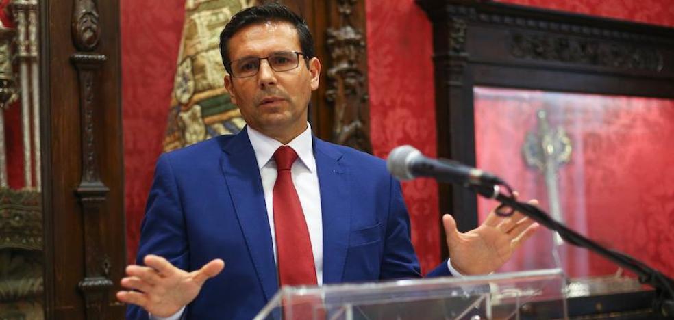 El Ayuntamiento de Granada le pasa a la Junta la factura del metro