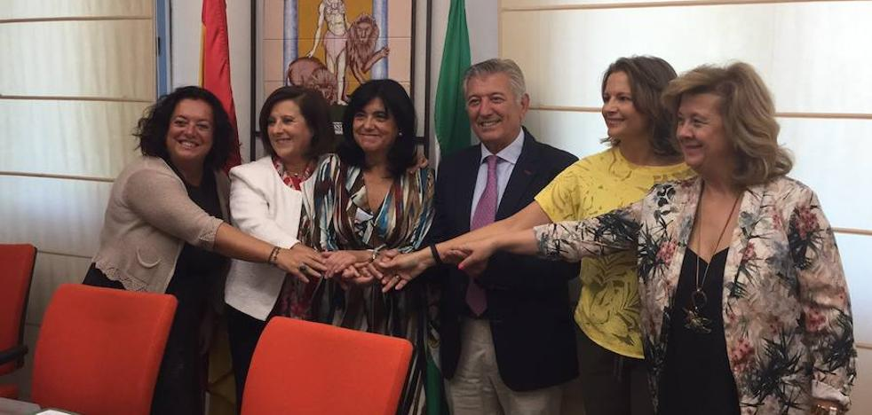La Junta concierta 45 plazas residenciales para personas con discapacidad en Torredelcampo y Santo Tomé
