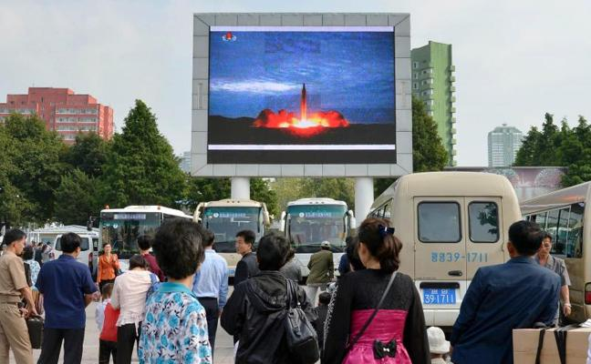 Seúl asegura que Corea del Norte prepara otro ensayo atómico