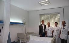 La Junta pone en servicio un ala hospitalaria de Torrecárdenas tras ejecutar unas obras de reforma