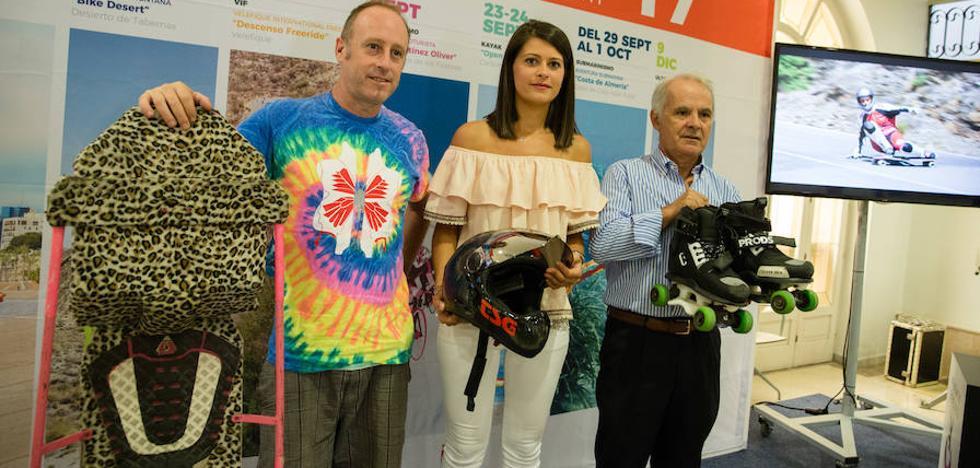 160 'riders' de distintos países participarán en la Velefique International Freeride 2017