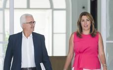Susana Díaz propone primar la población, nivelar servicios y armonización fiscal